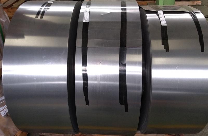Corte de bobinas de aço