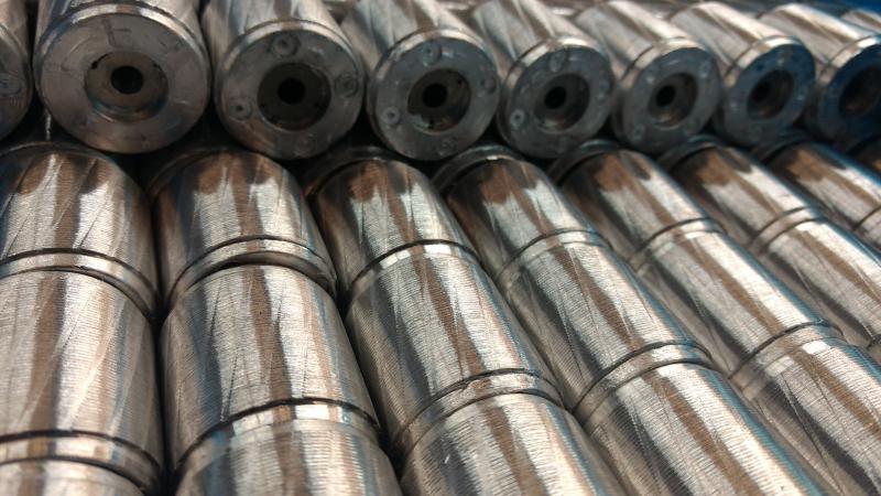 Injeção de Alumínio